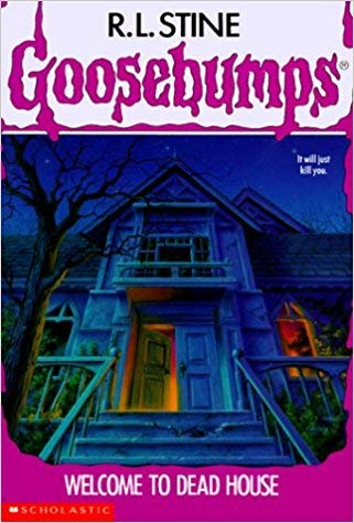 [By R.L. Stine ] Welcome to Dead House (Goosebumps - 1) (Paperback)【2018】by R.L. Stine (Author) (Paperback) from Scholastic Incorporated