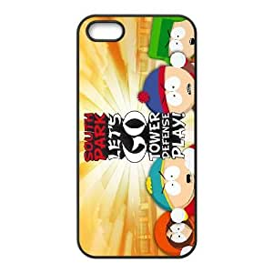 iphone5 5s phone cases Black South Park cell phone cases Beautiful gifts PYSY9385374