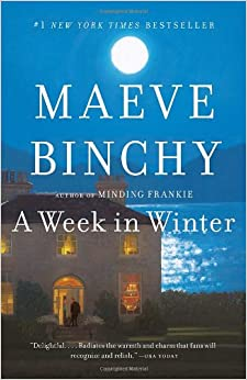 Image result for a week in winter book cover