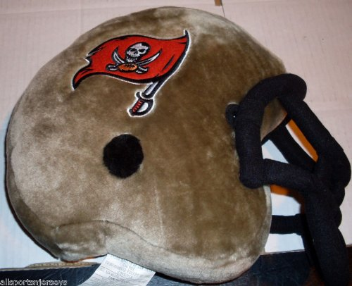The Northwest Company NFL Tampa Bay Buccaneers Helmet Pillow