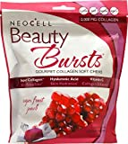 Neocell Beauty Burst Fruit Punch Special 5 Packk ( 300 chew Total)