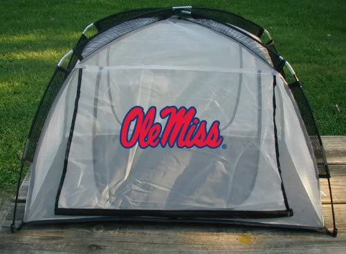 Rivalry NCAA Mississippi Old Miss Rebels Food Tent
