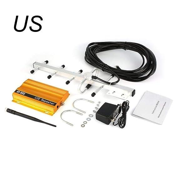 Amazon.com: iBaste Mini GSM 900 mhz teléfono celular señal ...