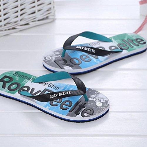 Inkach Mens Pantofole Da Bagno - Sandali Estivi Moda Maschile Infradito Da Spiaggia Scarpe Sportive Bianche