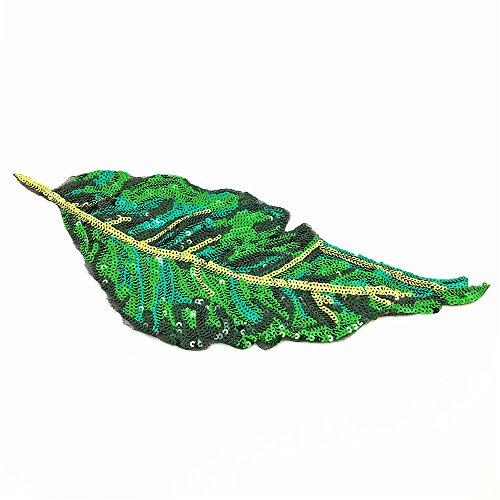 Beaded Leaf - 4