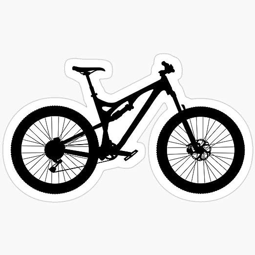 BeliNZStore - Pegatinas para Bicicleta de montaña (3 Piezas ...