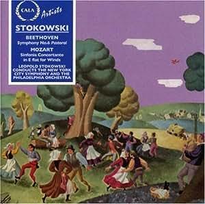 Stokowski conducts Beethoven & Mozart
