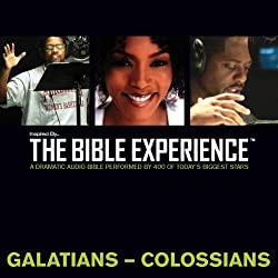Galatians to Colossians