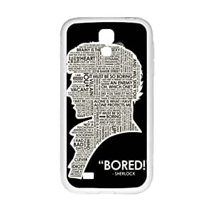 Personal Customization Bored man Cell Phone Case for Samsung Galaxy S4