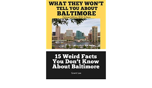 """search results for \u201cwhat you dont know about baltimore\u201d \u2013 madisonhc com15 weird facts you don\\u0027t know about \\\""""baltimore\\\"""" (deluxe"""