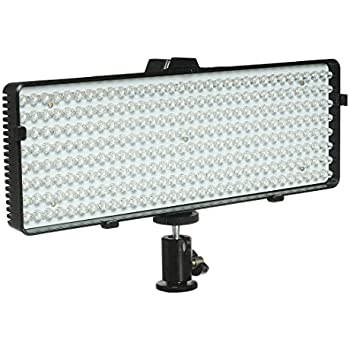 kodak 320 led video light panel camera photo. Black Bedroom Furniture Sets. Home Design Ideas