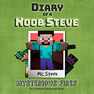 Mysterious Fires Audiobook