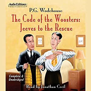 The Code of the Woosters Audiobook