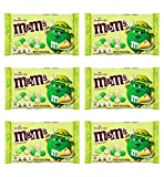 M&Ms Limited Edition White Chocolate Key Lime Pie