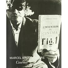 Marcel Broodthaers: Cinema