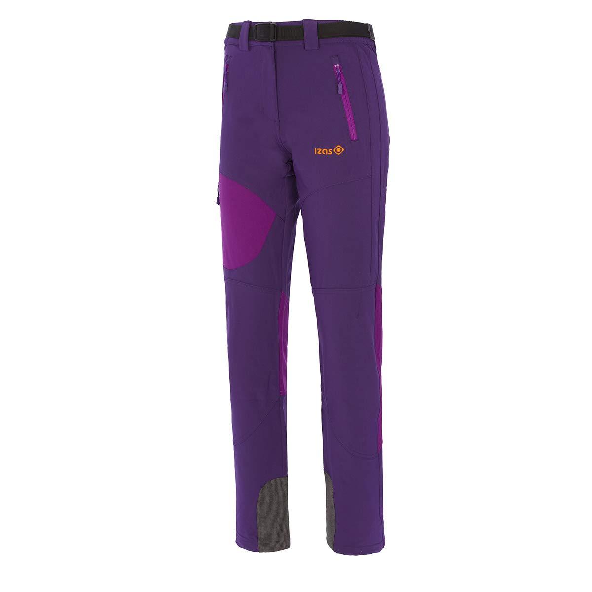 violet Dark violet XXL IZAS Femme Rinka Stretch Pantalon XL