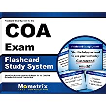 Flashcard Study System for the COA Exam: DANB Test Practice Questions & Review for the Certified Orthodontic Assistant...