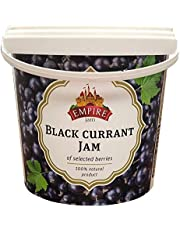 Empire Jam 100% Natural Jams and Preserves; 1KG (Black Currant Jam)