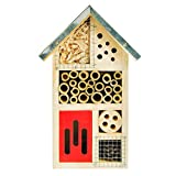 Niteangel Wooden Insect House, Perfect Home for