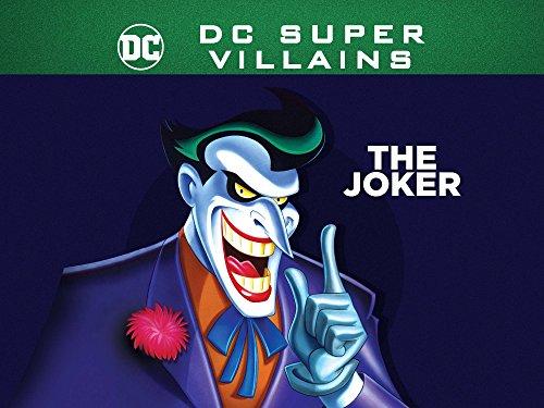 Amazon.com: DC Super-Villains: The Joker: The Complete