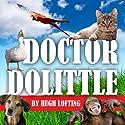 The Voyages of Doctor Dolittle Audiobook by Hugh Lofting Narrated by Julie Nagode