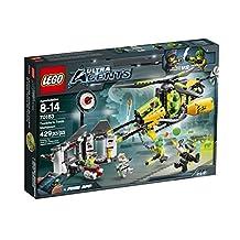 LEGO Ultra Agents Toxikita's Toxic Meltdown - 70163
