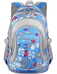 ArcEnCiel School Backpack for Girls Cute Bookbag Outdoor Daypack