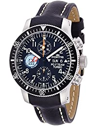 Fortis PC-7 Team Chronograph Automatic Men Watch 638.10.91