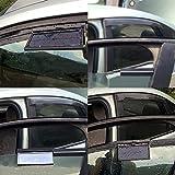 Binglinghua Solar Powered Auto Car Window Air Vent
