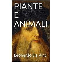 PIANTE E ANIMALI (PENSIERO ITALIANO Vol. 5) (Italian Edition)