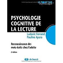 Psychologie cognitive lect.2/e