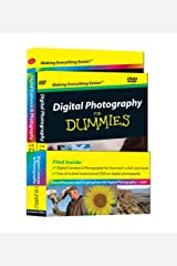 Digital Photography For Dummies, DVD + Book Bundle Paperback