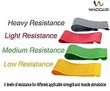 Wacces Workout Resistance Loop Bands & Adjustable