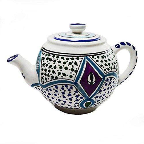 Le Souk Ceramique Malika Design Teapot