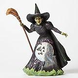 Wizard of Oz By Jim Shore 4045420.0 JSWOZ Wicked Witch Dynamic Pose Figurine
