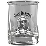 Jack Daniel's Licensed Barware Cameo Shot Glass
