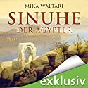Sinuhe der Ägypter Audiobook by Mika Waltari Narrated by Stefan Kaminski