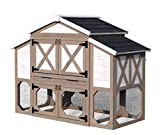 zoovilla Merry Pet PTH0520010702 Country Style Chicken Coop Nesting Box