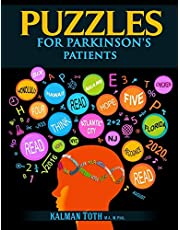 Puzzles for Parkinson's Patients: Regain Reading, Writing, Math & Logic Skills to Live a More Fulfilling Life