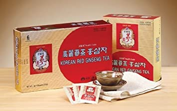 korean red ginseng extract tea