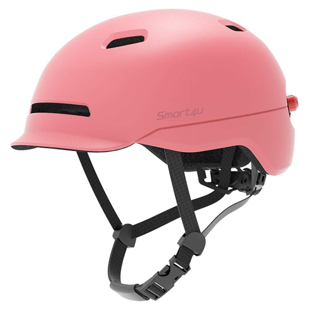 Amazon.com: Xiaomi Smart4u IPX4 Bicycle Smart Flash Helmet ...
