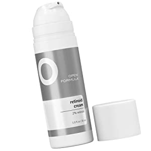 Open Formula Retinoid 2% Cream For Fine Lines, Dark Spots & Uneven Skin Tone. Get The Benefits Of Retinol Without The Irritation. Anti Aging & Anti Wrinkle Face & Eye Moisturizer With Hyaluronic Acid