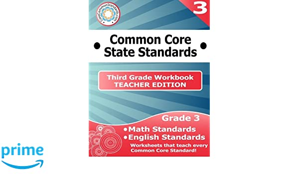 Workbook 3 grade worksheets : Third Grade Common Core Workbook - Teacher Edition: Have Fun ...
