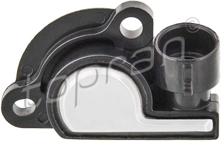 Drosselklappenstellung Drosselklappensensor TOPRAN 206 028 Sensor Drosselklappenpotentiometer