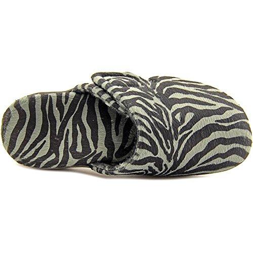Orthaheel - Zapatillas de estar por casa para mujer Grey Zebra 4