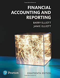 Management and cost accounting with coursemate and ebook access financial accounting and reporting 18th edition fandeluxe