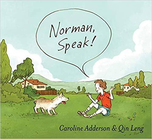 Speak! Norman