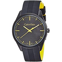 Calvin Klein Color Men's Quartz Watch K5E51TBX
