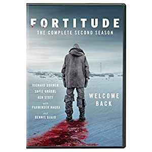 Fortitude Season 2 DVD