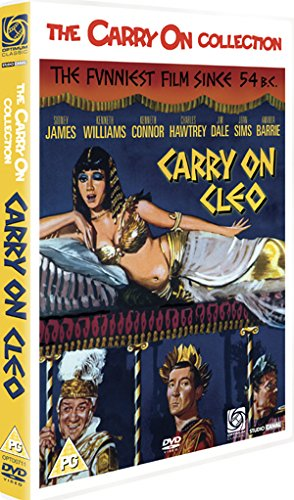 Carry On Cleo [DVD] (PG)